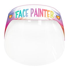 PPE Face Painter Shield - Silly Farm Supplies