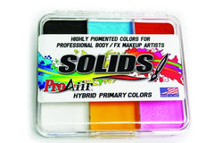 PRIMARY Proaiir Solids Water Resistant Makeup Palette - Silly Farm Supplies