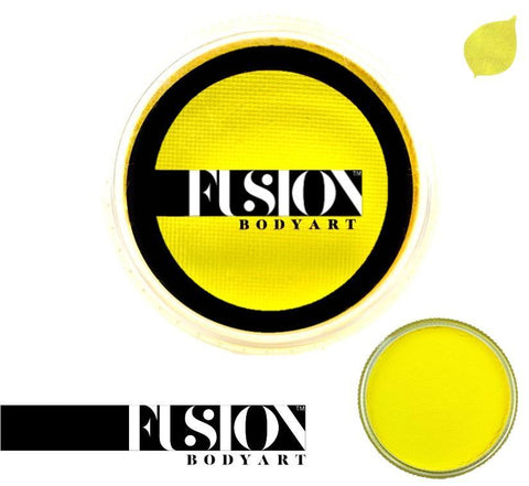 Prime Bright Yellow 32g Fusion Body Art Face Paint