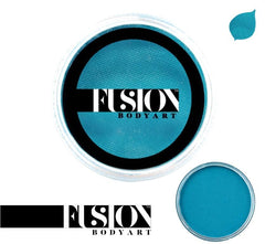Prime Deep Teal 32g Fusion Body Art Face Paint - Silly Farm Supplies
