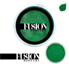 Prime Fresh Green 32g Fusion Body Art Face Paint - Silly Farm Supplies