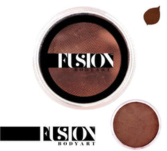 Prime Henna Brown 32g Fusion Body Art Face Paint - Silly Farm Supplies