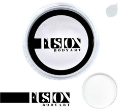 Prime White 32g Fusion Body Art Face Paint - Silly Farm Supplies