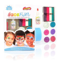 Princess Silly Face Fun Rainbow Kit - Silly Farm Supplies