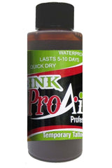 ProAiir Henna Temporary Airbrush Ink - Silly Farm Supplies