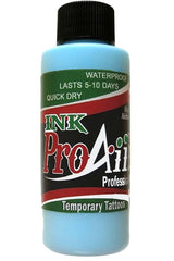 ProAiir Sky Blue Temporary Airbrush Ink - Silly Farm Supplies
