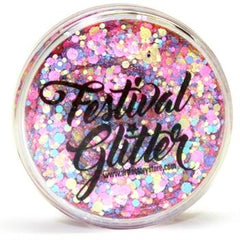 RAVE Festival Glitter 50ml (1 fl oz) - Silly Farm Supplies
