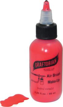 Red Graftobian F/X AIRE Airbrush Make Up 2.25oz