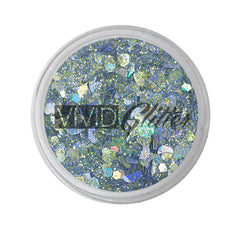 Revelation Loose Glitter Jar 7.5g by Vivid Glitter - Silly Farm Supplies