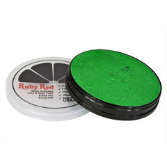 Ruby Red Pearl Green Face Paint - Silly Farm Supplies