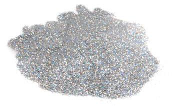 Silver Rainbow 12oz Mama Clown Glitter