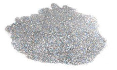 Silver Rainbow 12oz Mama Clown Glitter - Silly Farm Supplies