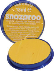 Snazaroo Bright Yellow - Silly Farm Supplies