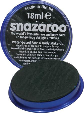 Snazaroo Dark Green