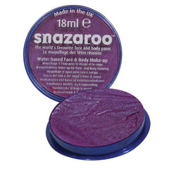 Snazaroo Electric Purple - Silly Farm Supplies