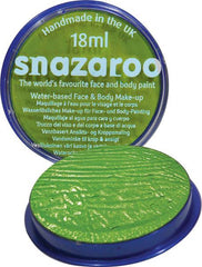 Snazaroo Lime Green - Silly Farm Supplies