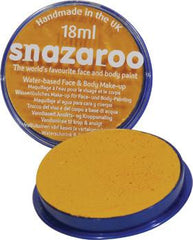 Snazaroo Sparkle Yellow - Silly Farm Supplies