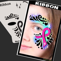 SOBA Profile Ribbon Stencil - Silly Farm Supplies