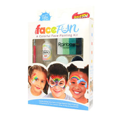 St. Patrick's Day Silly Face Fun Rainbow Kit - Silly Farm Supplies