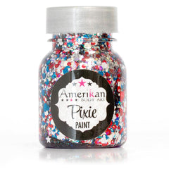 Star Spangled Pixie Paint Amerikan Body Art - Silly Farm Supplies