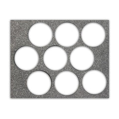 Starblend Palette Foam Insert - Silly Farm Supplies