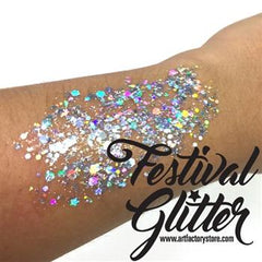 STARSTRUCK Festival Glitter 50ml (1 fl oz) - Silly Farm Supplies