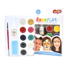 Sugar Skull Silly Face Fun Character Kit - Silly Farm Supplies
