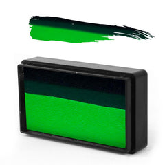 "Susy Amaro's Easy Stroke Collection ""Turtle Green"" Arty Brush Cake - Silly Farm Supplies"