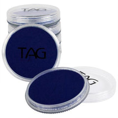 TAG Dark Blue Face Paint - Silly Farm Supplies
