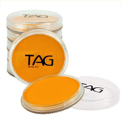 TAG Golden Orange Face Paint - Silly Farm Supplies