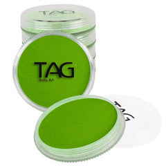 TAG Light Green Face Paint - Silly Farm Supplies