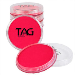 TAG Neon Magenta Face Paint - Silly Farm Supplies
