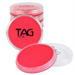 TAG Neon Pink Face Paint - Silly Farm Supplies