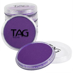 TAG Neon Purple Face Paint - Silly Farm Supplies