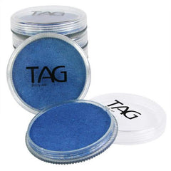 TAG Pearl Blue Face Paint - Silly Farm Supplies