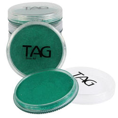 TAG Pearl Green Face Paint - Silly Farm Supplies