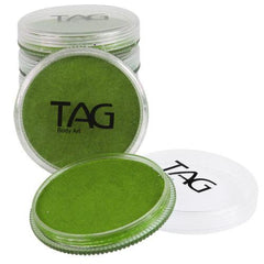 TAG Pearl Lime Face Paint - Silly Farm Supplies