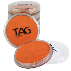 TAG Pearl Orange Face Paint - Silly Farm Supplies