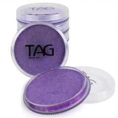 TAG Pearl Purple Face Paint - Silly Farm Supplies