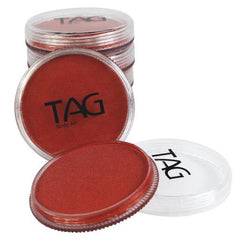 TAG Pearl Red Face Paint - Silly Farm Supplies