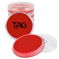 TAG Red Face Paint - Silly Farm Supplies