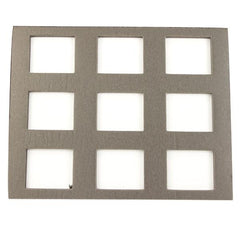 TAG Split Cake Palette Foam Insert - Silly Farm Supplies