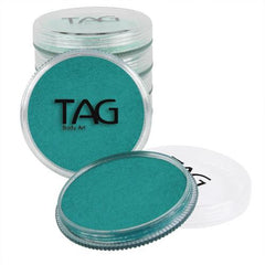 TAG Teal Face Paint - Silly Farm Supplies