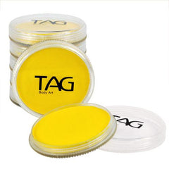 TAG Yellow Face Paint - Silly Farm Supplies