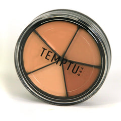 Temptu Concealer Wheel - Silly Farm Supplies