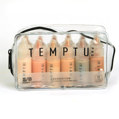 Temptu Silicone Based 12 Color Foundation Starter Set - Silly Farm Supplies