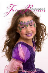 The Face Painting Book of Fairy Princesses by Mama Clown - Silly Farm Supplies