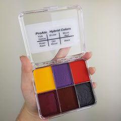 TRAUMA Proaiir Solids Water Resistant Makeup Palette - Silly Farm Supplies