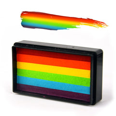 True Rainbow Arty Brush Cake - Silly Farm Supplies