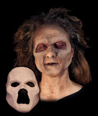 Undead Zombie Foam Latex Prosthetic Mask - Silly Farm Supplies